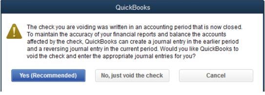 How To Properly Void Checks In Quickbooks - Welcome to