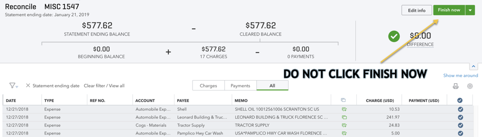 How to Track Fleet Credit Cards in QuickBooks Online